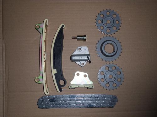 Imagem 1 de 1 de Kit Guia Corrente Superior Completo - Topic Jinbei