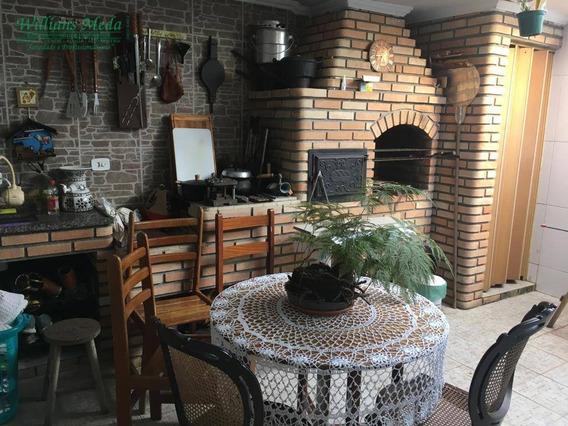 Sobrado Com 3 Dormitórios À Venda, 200 M² Por R$ 600.000 - Jardim Testae - Guarulhos/sp - So1494