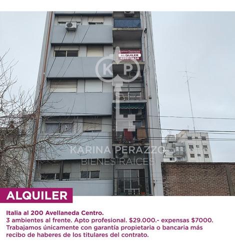 Alquiler Avellaneda Centro