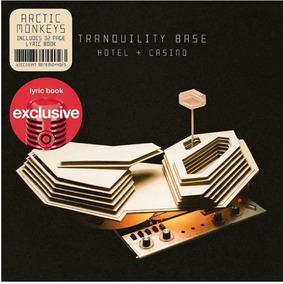 Cd Arctic Monkeys Tranquility Base Hotel + Casino Lacrado