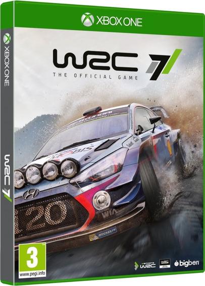 Game Wrc 7 Rally Disco Fisico Original Português Br Barato