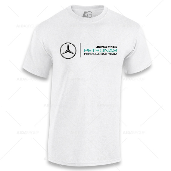 Playeras Mercedes Benz Amg Petronas F1 ¡envio Gratis!