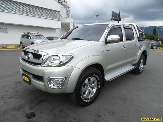 Toyota Hilux Mt 2700cc 4x4
