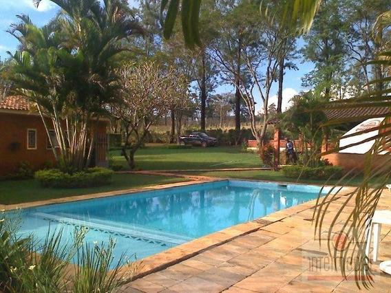Chácara Residencial À Venda, Chácara Tres Dias, Cesário Lange. - Ch0196