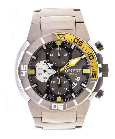 Relógio Orient Seatech Mbttc003 P1px C/ Nf-e