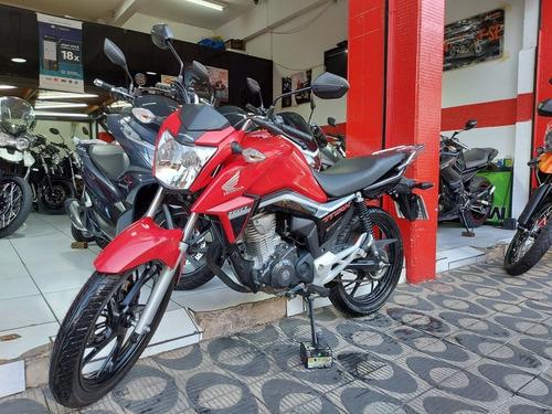 Honda Cgtitan 160 Vermelha