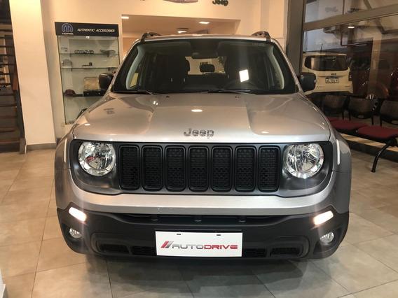 Jeep Renegade M/t 2019 Financia!