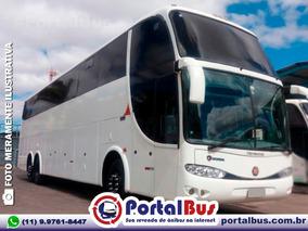 Ônibus Preparado Para Banda Ld 1550 G6 Ano 2007/2008