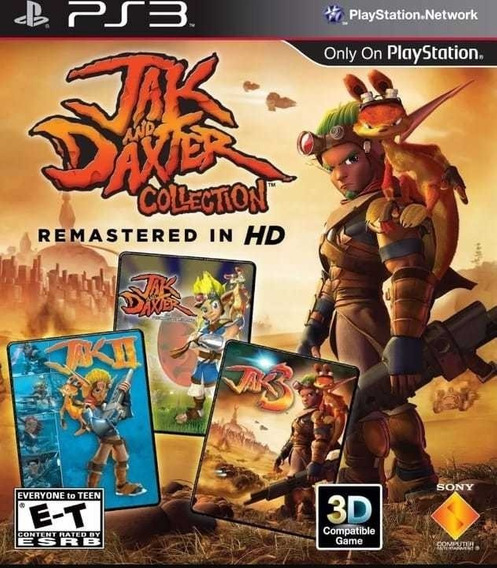Jak And Daxter Collection Ps3