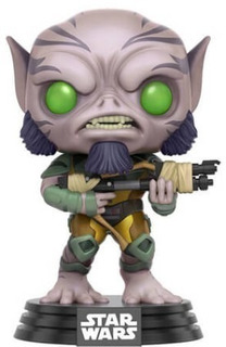 Funko Pop! Star Wars Rebels: Zeb (137)