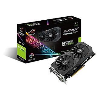 Asus Geforce Gtx 1050 Ti 4 Gb Rog Strix Hdmi 2.0 Dp 1.4 Tarj