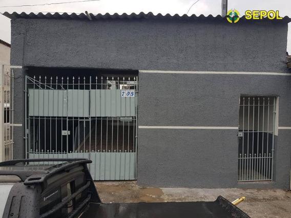 Casa Com 1 Dormitório Para Alugar, 50 M² Por R$ 600/mês - Jardim Tietê - São Paulo/sp - Ca0293