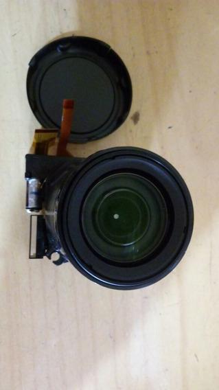 Bloco Ótico Preto P/ Câm Digital Samsung Wb100 Ad81-1015a