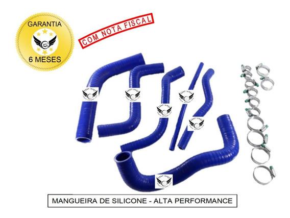 Kit Mangueiras Água Silicone Radiador Vw Gol Bola G3 G4