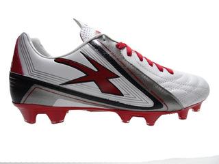 Zapatos Futbol Concord Tacos Tachos Taquetes Piel Natural A2