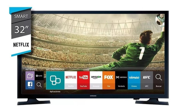 Smart Tv Hd Samsung 32 Un32j4290 Hdmi Usb Tio Musa Full