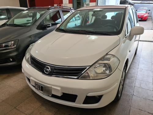 Nissan Tiida Acenta 2014 Gnc