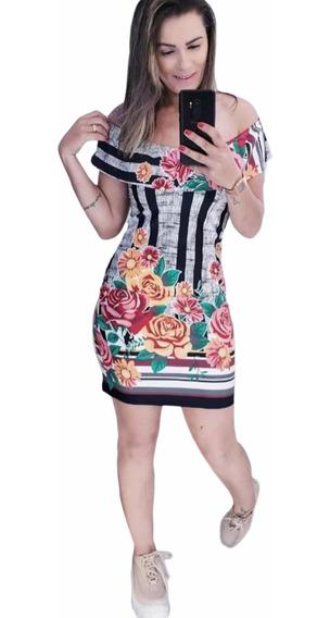 Vestido Feminino Kit 10 Unidades Variadas Revenda Atacado