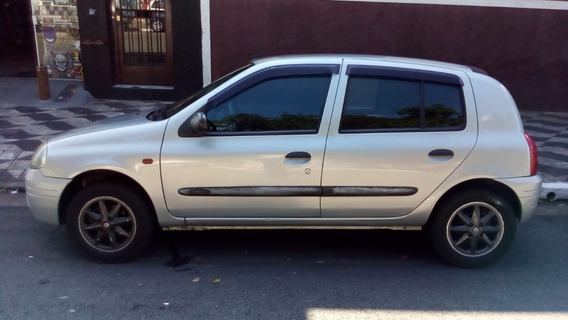 Renault Clio Rt 1.0 16v Completo
