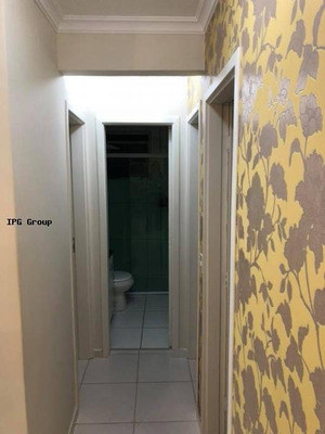 Apartamento Para Venda Em Castro, Jardim Dos Bancários, 3 Dormitórios - J-0012