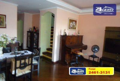 Sobrado Residencial À Venda, Jardim Santa Beatriz, Guarulhos - So0262. - So0262