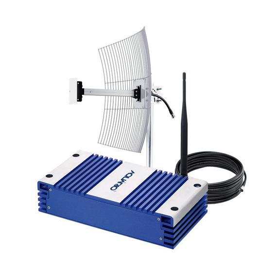 Repetidor E Amplificador De Sinal 4g 2600mhz Top De Linha