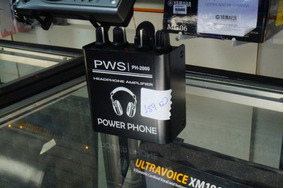 Amplificador De Fone Power Phone Ph-2000