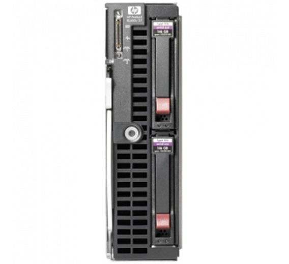 Hp Server Blade Bl460 G6, 2xslbv7 Xeon X5670 2.93ghz , 96gb