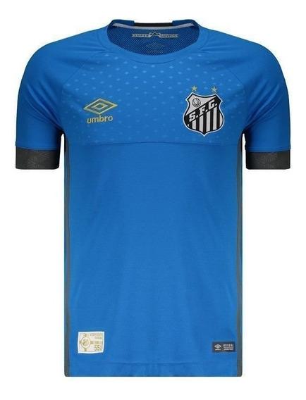 Camisa Umbro Santos 2018 Goleiro