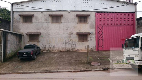 Galpão Comercial À Venda, Santa Maria, Osasco - Ga0093. - Ga0093