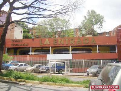 Local En Alquiler En C.c. La Entrada, Guatire