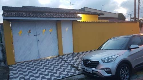 Imagem 1 de 6 de Casa 100m Do Mar Com 3 Dorm 1 Suíte 5644