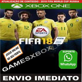 Fifa 2018 Xbox One Dlc P/ Copa Da Rússia 2018 Joga Online