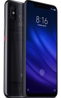 Smartphone Xiaomi 128gb Mi 8 Pro Global Transparentitanium