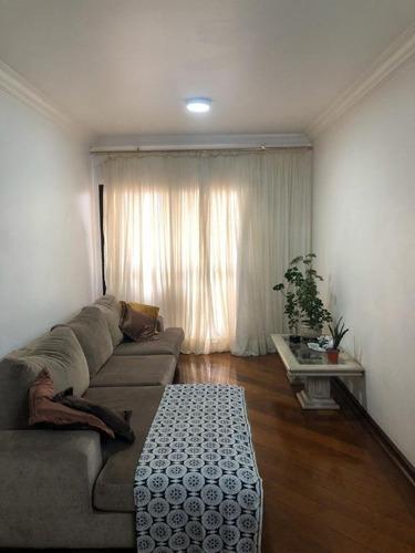 Imagem 1 de 27 de Apartamento Com 3 Dormitórios À Venda, 118 M² Por R$ 750.000 - Vila Zelina - São Paulo/sp - Ap5344