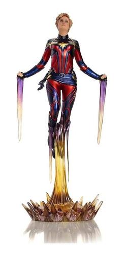 Capitã Marvel Bds Art Scale 1/10 Endgame Iron Studios