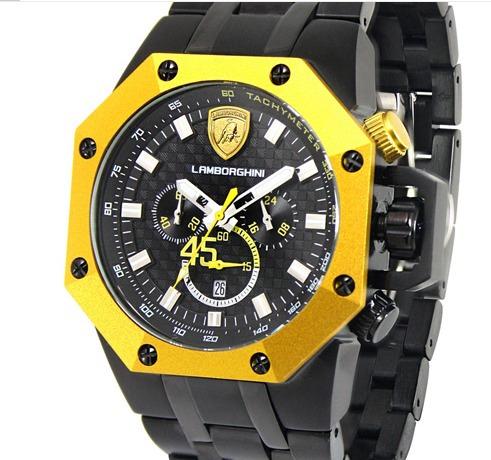 Relógio Lamborghini Huracan - Lb90012663m