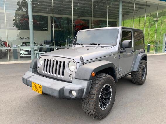 Jeep Wrangler Sport 3.600 Aut