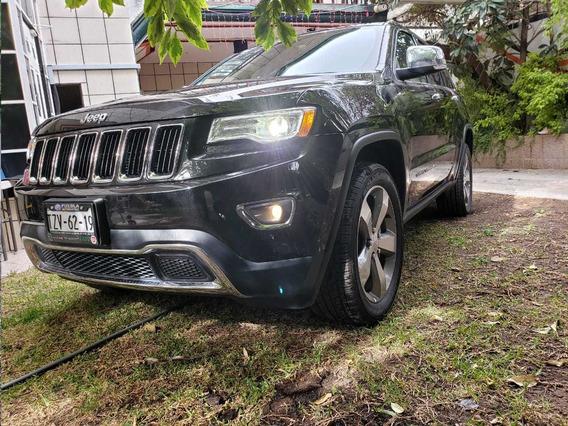 Grand Cherokee Limited Lujo 4x2 Mod 2015, 3,065 Km Reestreno