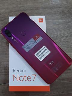 Redmi Note 7 - 4 Ram / 64 Gb