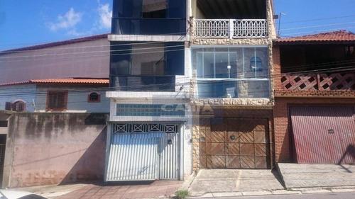 Imagem 1 de 26 de Sobrado Com 4 Dormitórios À Venda, 450 M² Por R$ 510.000,00 - Vila Carmosina - São Paulo/sp - So14658