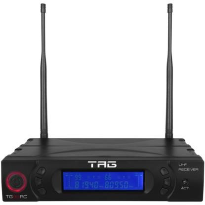 Receptor Tagsound Tg 88 Rc Digital Uhf Tg-88rc