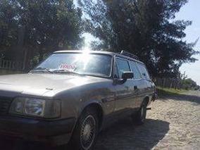 Chevrolet/gm Caravan Comodoro