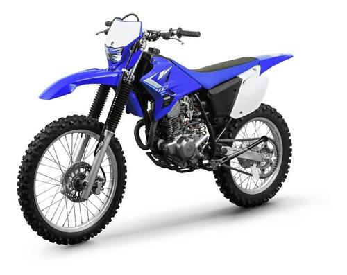 Tt-r 230 Yamaha 2021 0km Azul