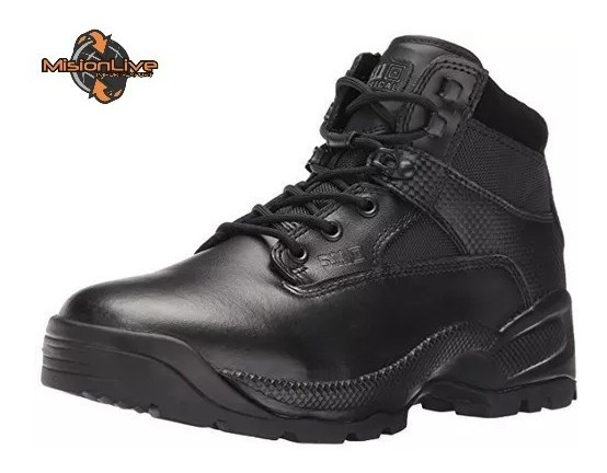 Bota Táctica 5.11 Fuerzas Seguridad Waterpoof Attac Swatt