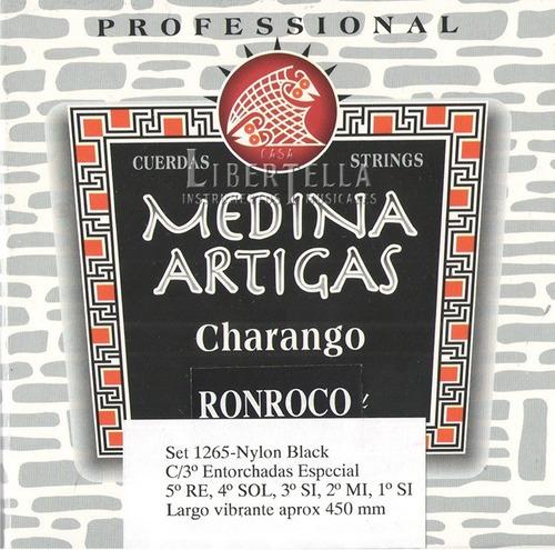Encordado Medina Artigas 1265 Ronroco