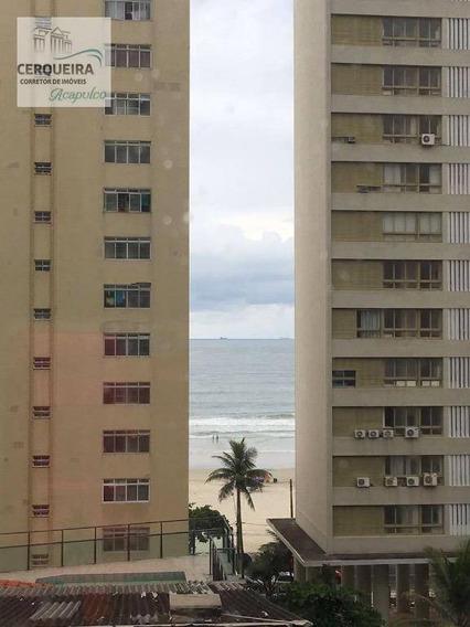 Apartamento Residencial Para Locação, Centro, Guarujá. - Ap0060