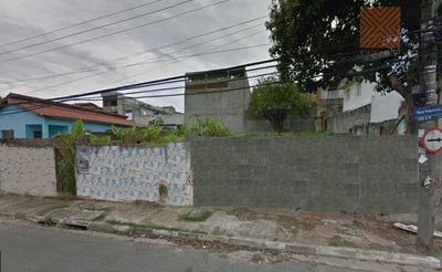 Terreno Residencial À Venda, Jardim Presidente Dutra, Guarulhos. - Te0084