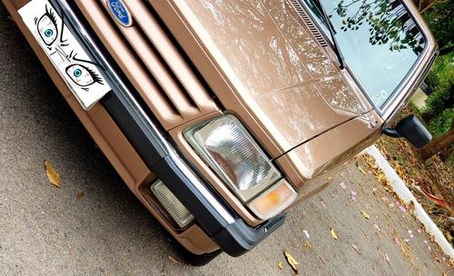 Ford Del Rey 1.8 Ghia 1990