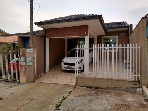 Imagem 1 de 30 de Casa Em Jardim Gianna I, Ponta Grossa/pr De 95m² 2 Quartos À Venda Por R$ 210.000,00 - Ca707557